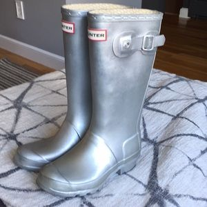 🍂SALE🍁 Hunter Rain Boots EU 33